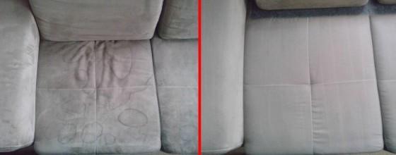 Čištění sedačky | Tišnov