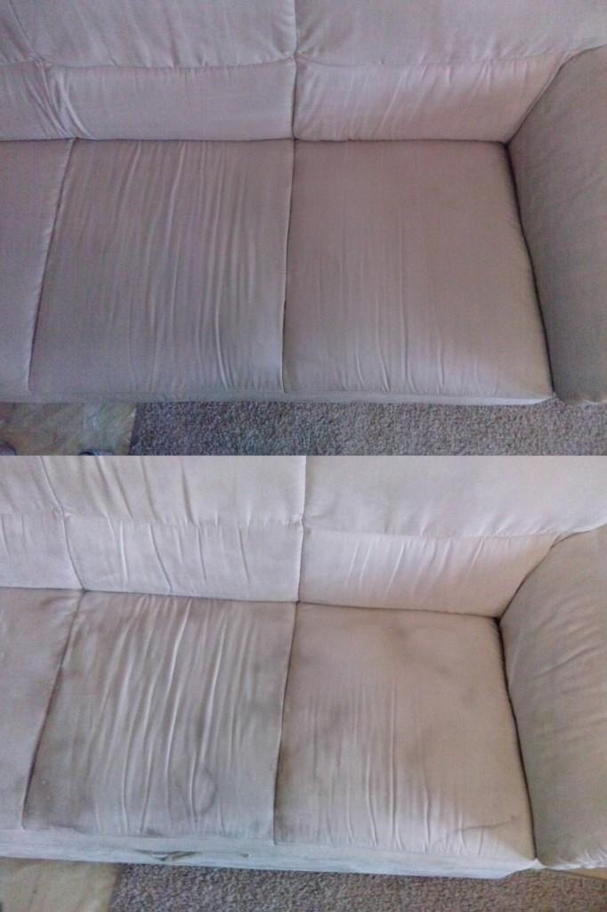 Čištění sedačky | Křeptov