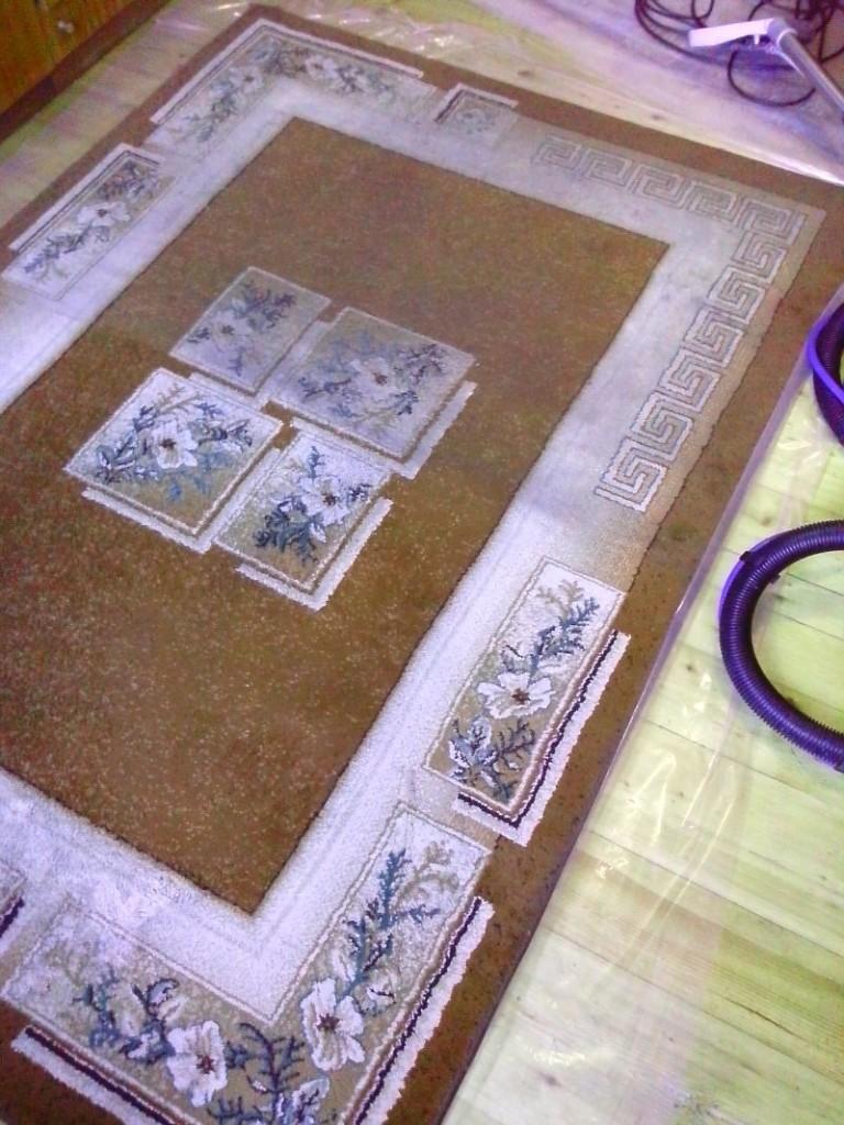 Čištění koberce | Níhov