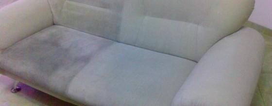 Čištění sedačky | Smrček