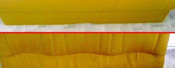 Čištění sedačky | Borač