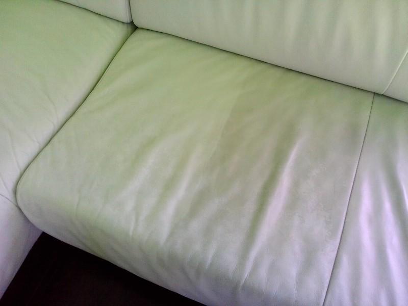 Čištění kožené sedačky | Brno