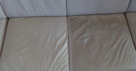 Čištění kožené sedačky | Drásov